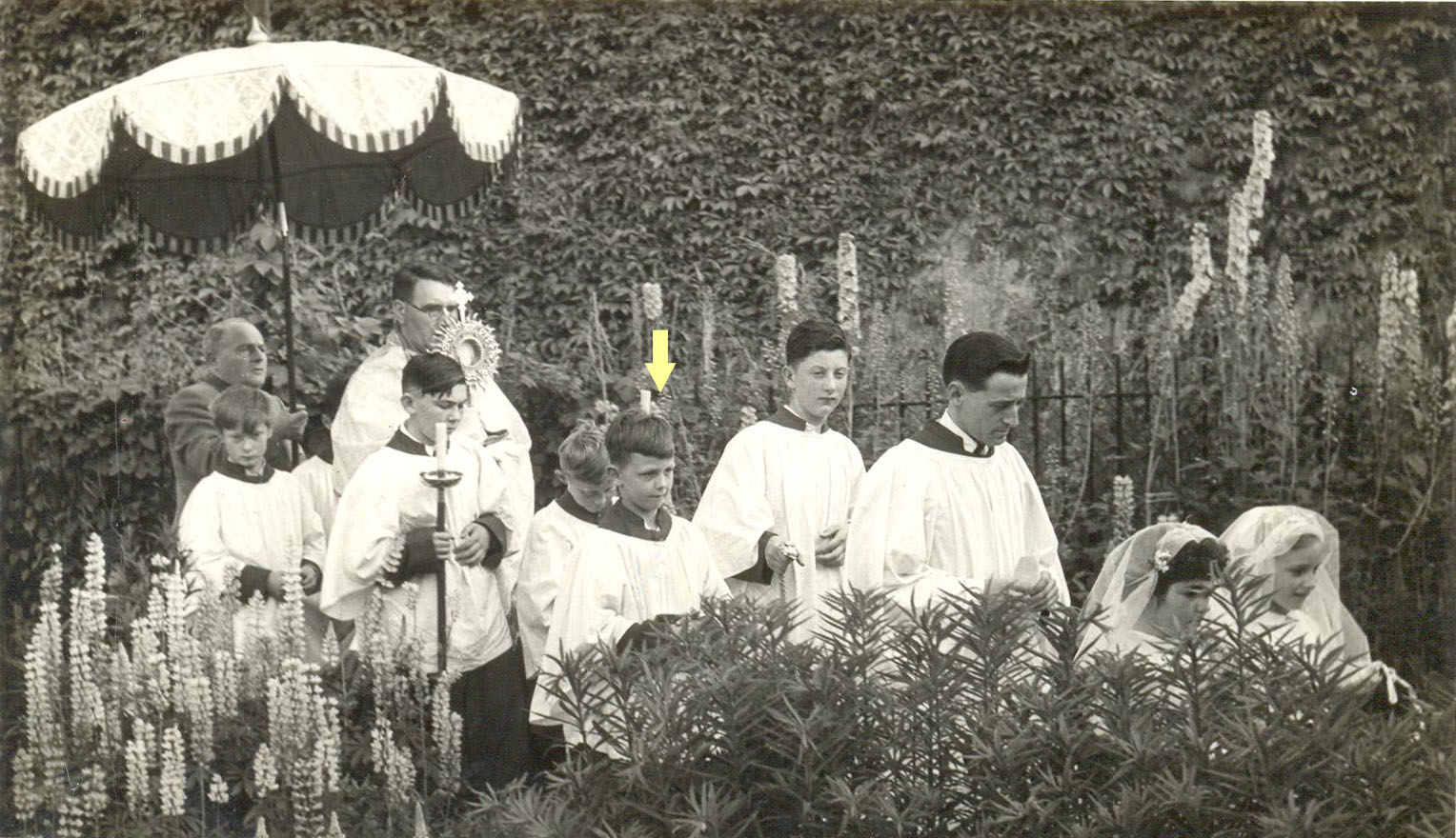 Procession of the Monstrance